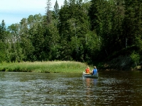 Torch River Canoe